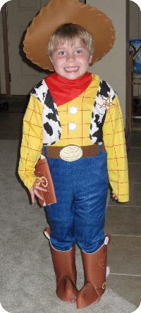 This well known cowboy is sure to get all the candy in his sack. Not only is this cowboy well dressed but mom will have an easy time dressing him ...  sc 1 st  Three Different Directions & Toy Story 3 Woody Costume - Three Different Directions