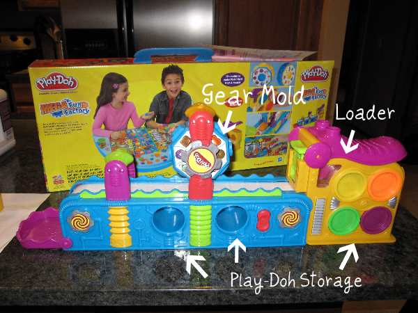 However, the small cans don't really provide a lot of Play-Doh (each) once you've loaded it up to begin cutting and stamping (at least if you don't want to ...