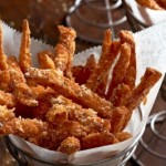 parmesan sweet p fries