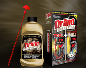 This Holiday Season Unclog With Drano Snake Plus Giveaway - Drano for bathroom sink