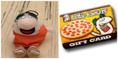 $5 Little Caesars HOT-N-READY Pizza - Give Away - Three Different ...