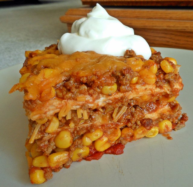 Tex-Mex Lasagna - Three Different Directions
