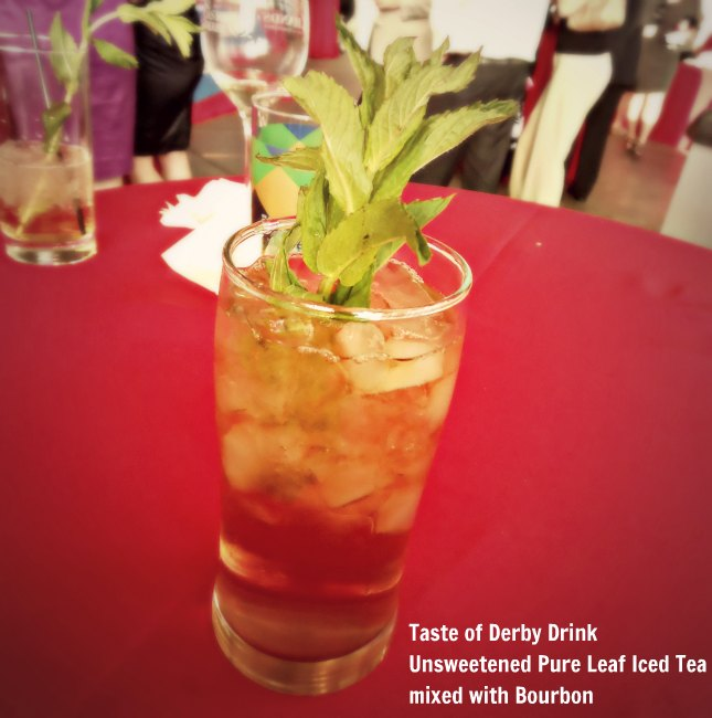 Unsweetened Pure Leaf Tea Bourbon Drink