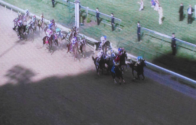 Running of the 138 Kentucky Derby