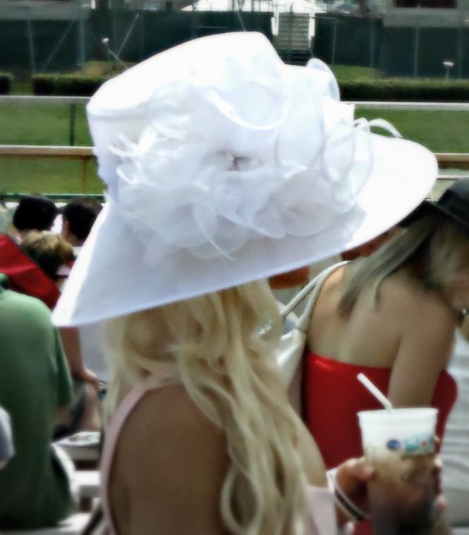 white hat ruffles