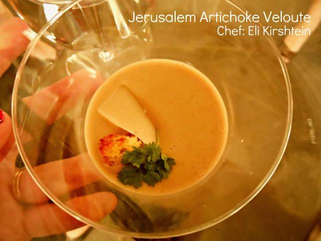 Jerusalem Artichoke Veloute