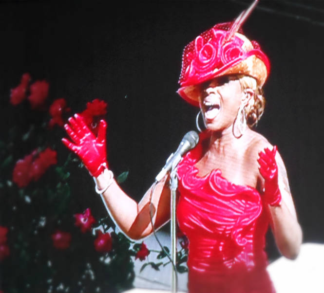 Mary J Blige Kentucky Derby