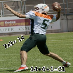 mathematical football predictions