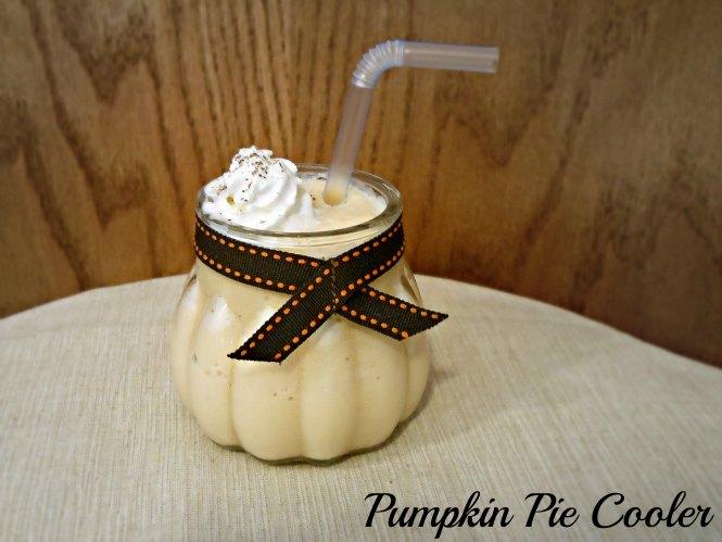 Pumpkin Pie Cooler