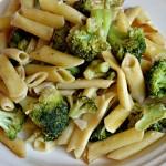 Parmesan Broccoli Penne ~ Featuring Bertolli