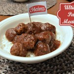 Ultimate Party Meatballs