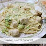Dinner, Naturally – Chicken Broccoli Spaghetti