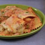 Ravioli and Zucchini Cheese Bake