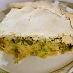 Leftovers Pot Pie