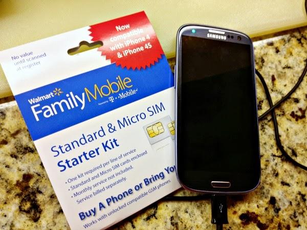 Family Mobile Standard Micro Sim #shop