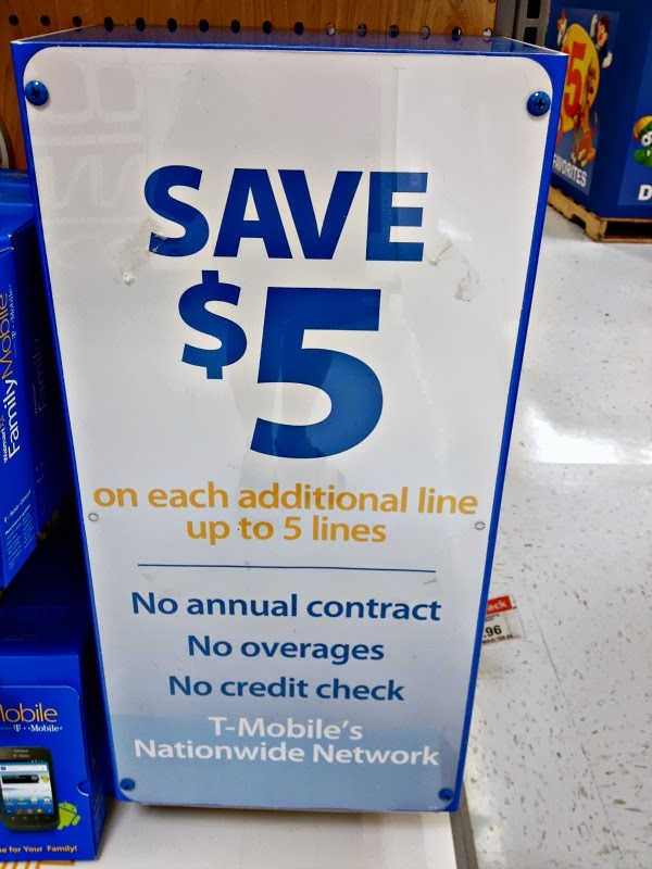Save $5 Family Mobile #shop
