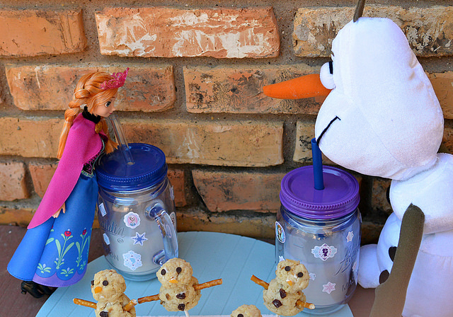 Anna and Olaf FROZEN #shop