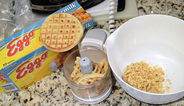 Eggo Buttermilk Waffles #shop