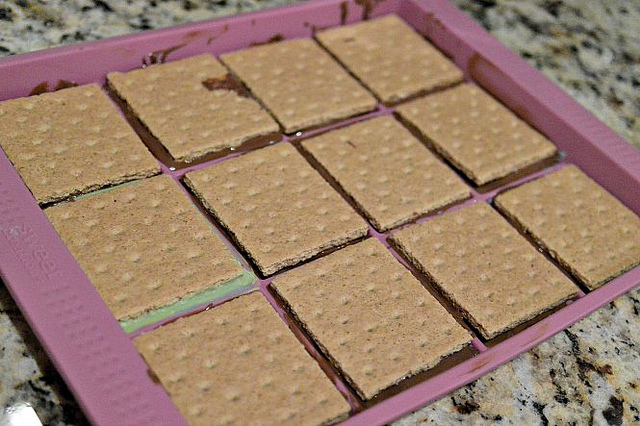 chocolate covered graham crackers sweet creations