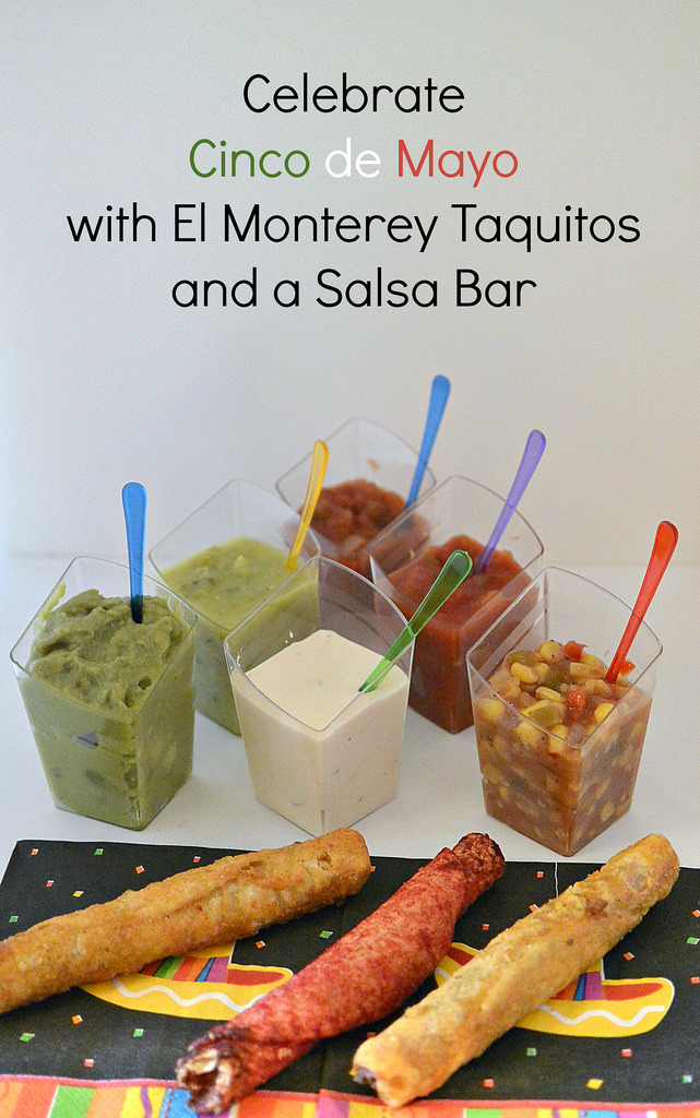 el monterey taquitos salsa bar cinco de mayo words