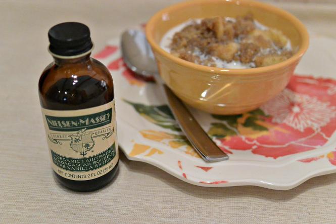 Gluten-Free Breakfast Quinoa with Vanilla Cream