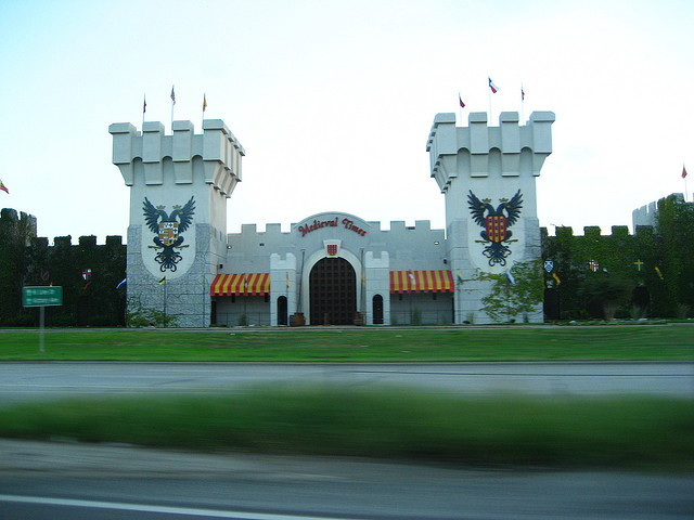 medieval times!!!