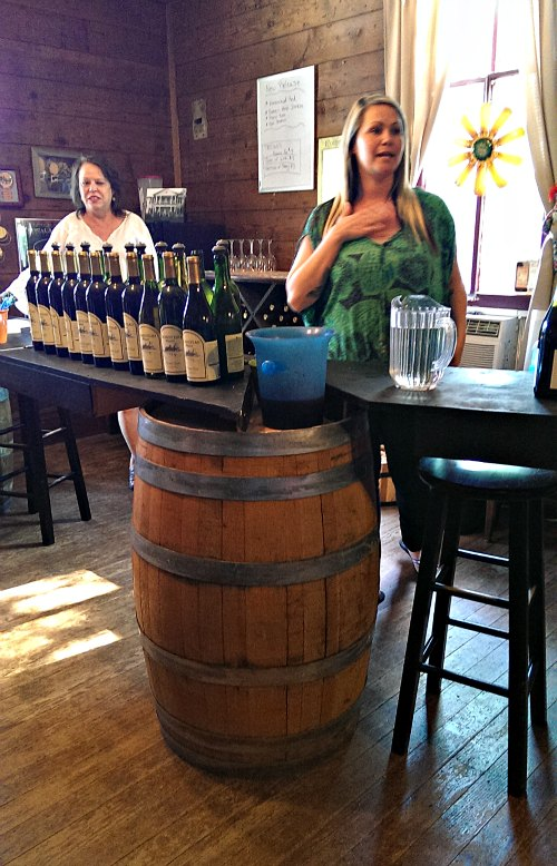 Homestead Winery, Grapevine Wine Tours