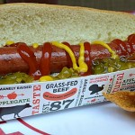 It's Time To Get Out On Grass with Applegate's Natural Beef Hot Dogs