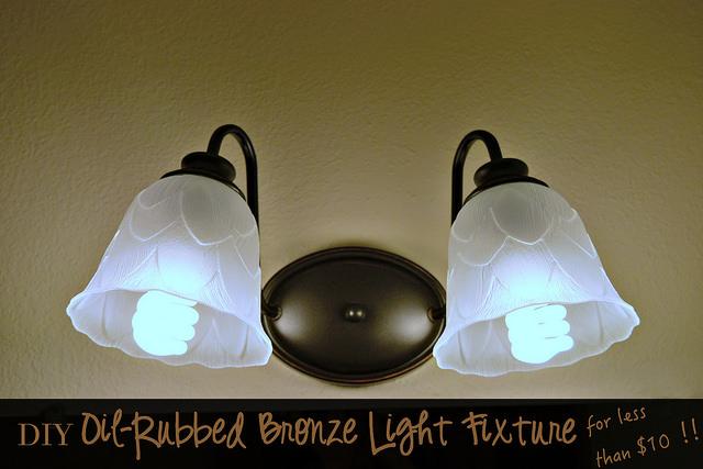 diy-oil-rubbed-bronze-light-fixture-less-than-10-dollars