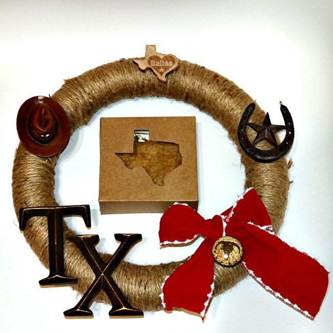 texas-wreath-brownie-box
