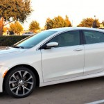 2015 Chrysler 200C – This is NOT Your Mama's Chrysler
