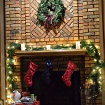 ProFlowers Brought Holiday Cheer to My Home's Hearth