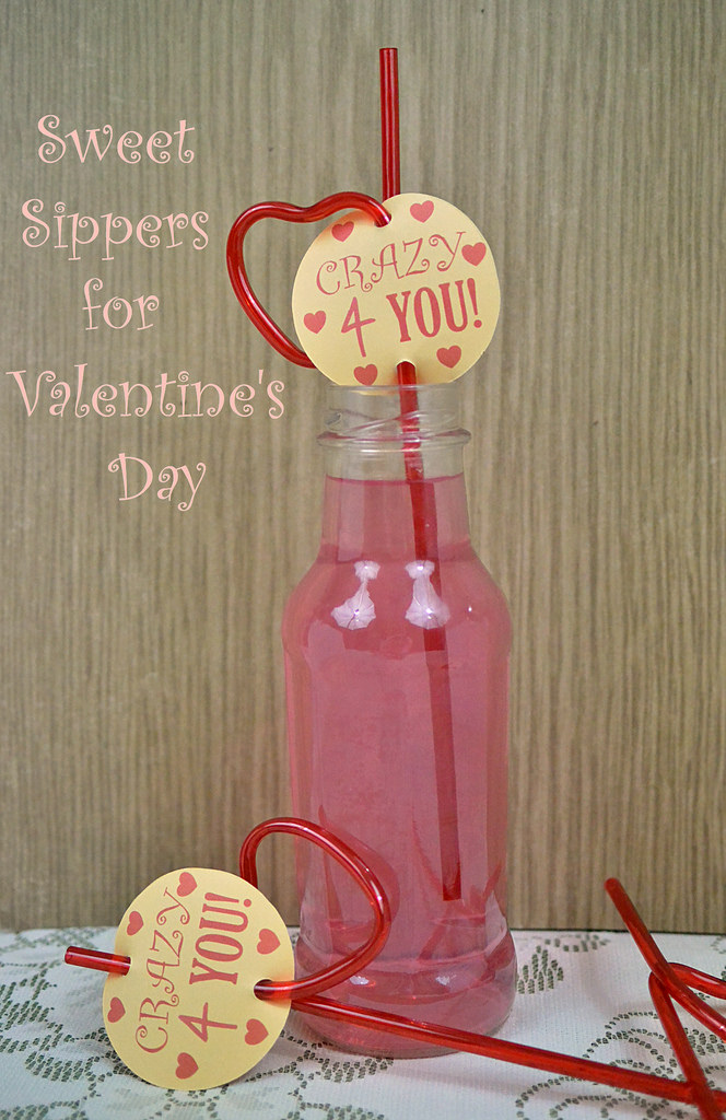 Sweet Sippers for Valentine's Day