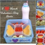 Valentine's Day Bento Lunch