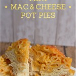 Mini Mac & Cheese Pot Pies