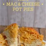 Mini Mac & Cheese Pot Pies