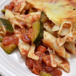 Baked Zucchini Penne Recipe: Market Street and Cans Get You Cooking