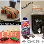Play with your food and refuel with Kool-Aid Easy Mix.