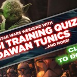 TODAY… May the 4th Be With You – Star Wars Activity Sheets