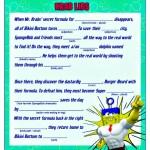 Summer of Sponge Bob Exclusive – Download Free Printable Krab Libs