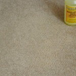 Effective Way to Clean Carpet and Fabric Stains