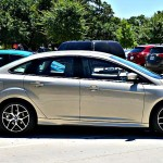 The Ford Focus is New This Year With More
