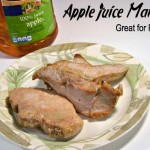 Apple Juice Marinade – Great for Pork
