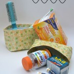 #HealthySavings at Walgreens & DIY Duck Tape Bins for Your College Student