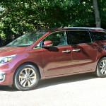 2015 KIA Sedona SXL Review