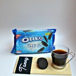 OREO Thins Are In!  and Personalized Chalkboard Serving Ware