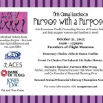 6th Annual Purses with a Purpose Returns to Dallas