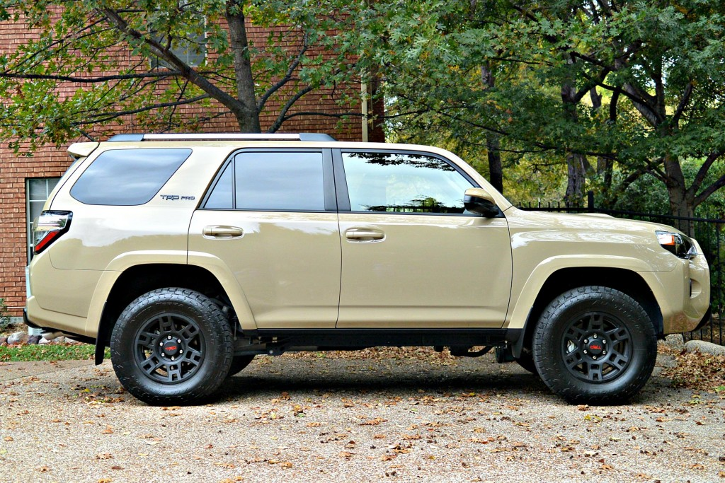 Holiday Giving & Shopping in a Toyota TRD Pro 4Runner ...