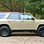 Holiday Giving & Shopping in a Toyota TRD Pro 4Runner