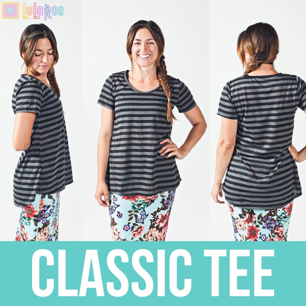 6 Ways To Dress Up A Classic Tee Three Different Directions